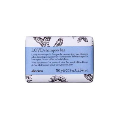 Love Shampoo Bar 100g Solid smoothing shampoo for frizzy hair