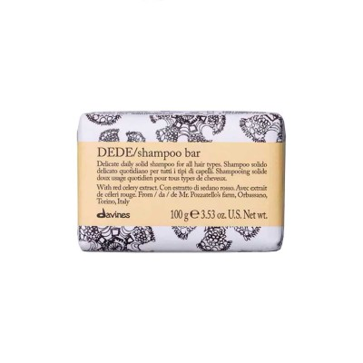 Dede Shampoo Bar 100g Solid shampoo for daily cleansing