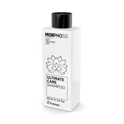 Shampoo Ultimate Care 250ml Morphosis FRAMESI