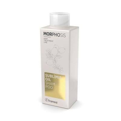 Sublìmis Oil Shampoo 250ml Morphosis FRAMESI