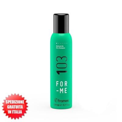 Refresh Me Dry Shampoo 103 For-Me FRAMESI