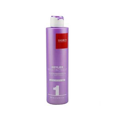 Maintenance Shampoo 200ml Keyliss Keratin Treat EMSIBETH