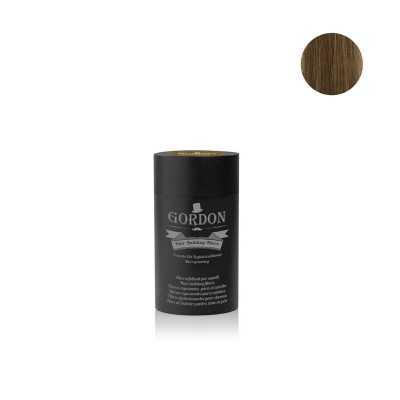 Thickening fibers for light brown hair GORDON