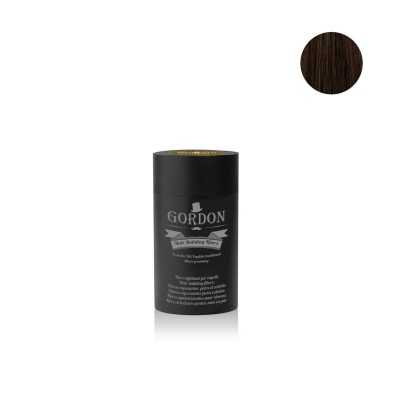 Thickening fibers for dark brown hair GORDON