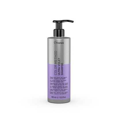 Ultra Violet Shampoo 400ml Color Method FRAMESI