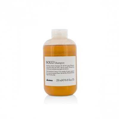 SOLU/ Shampoo 250ml Essential Haircare DAVINES