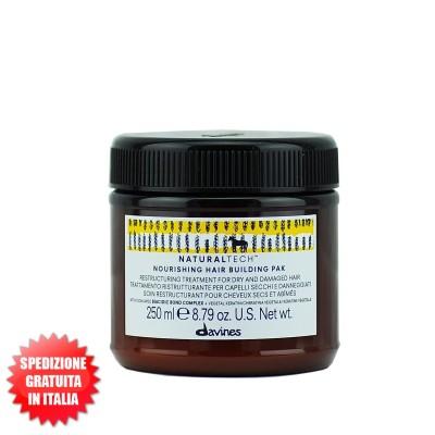 Nourishing Hair Building Pak 250ml Naturaltech DAVINES
