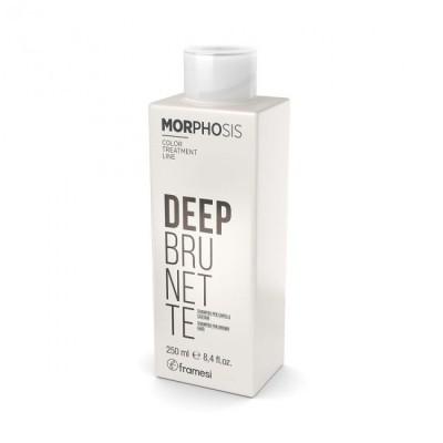 Shampoo Deep Brunette 250ml Morphosis FRAMESI