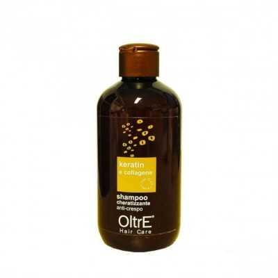 Keratin and Collagen Keratinizing Shampoo 250ml OLTRE Professional