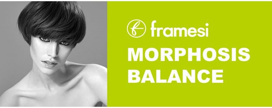 FRAMESI SHAMPOO MORPHOSIS BALANCE per cute grassa