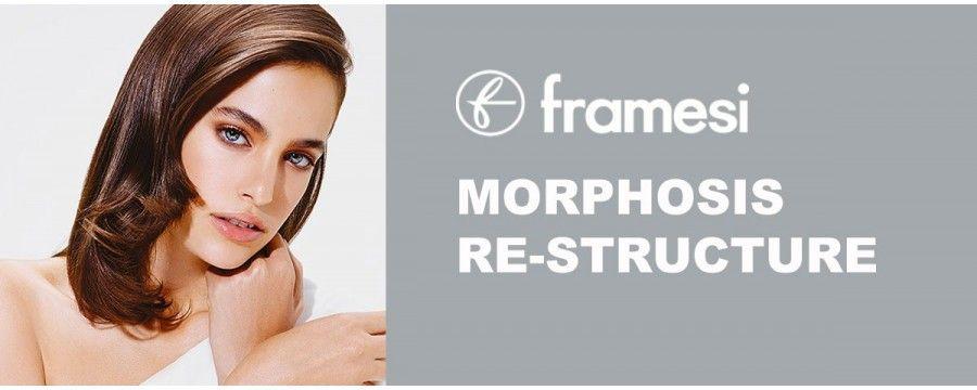MORPHOSIS RE-STRUCTURE trattamento ristrutturante nel nostro Framesi Shop
