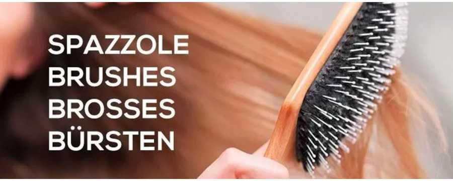 Framesi professional brushes of the highest quality