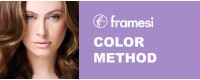Framesi Color Method increases the duration of the color