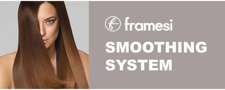 FRAMESI SMOOTHING SYSTEM Hair straightening system
